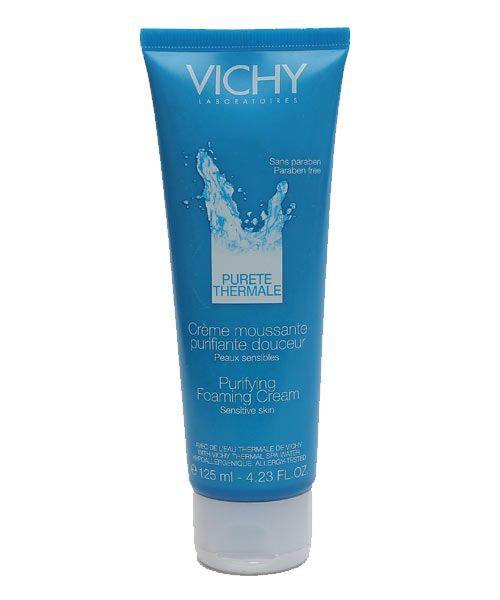 Vichy Purete Thermale Hydrating and Cleansing Foaming Cream