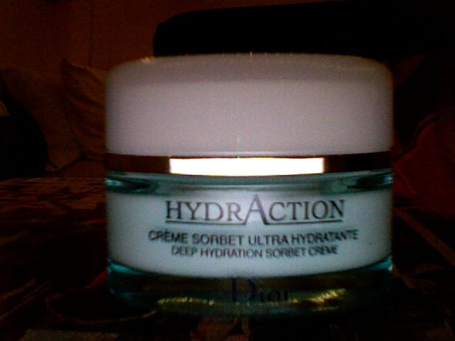 Dior HydrAction Deep Hydration Sorbet Creme