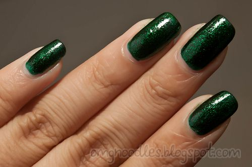 China Glaze Emerald Sparkle reviews, photos page 6 - Makeupalley