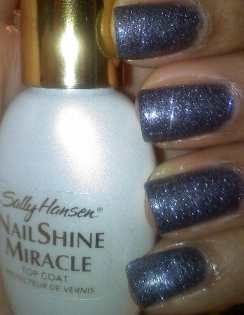 Sally Hansen NailShine Miracle 10 Day Top Coat
