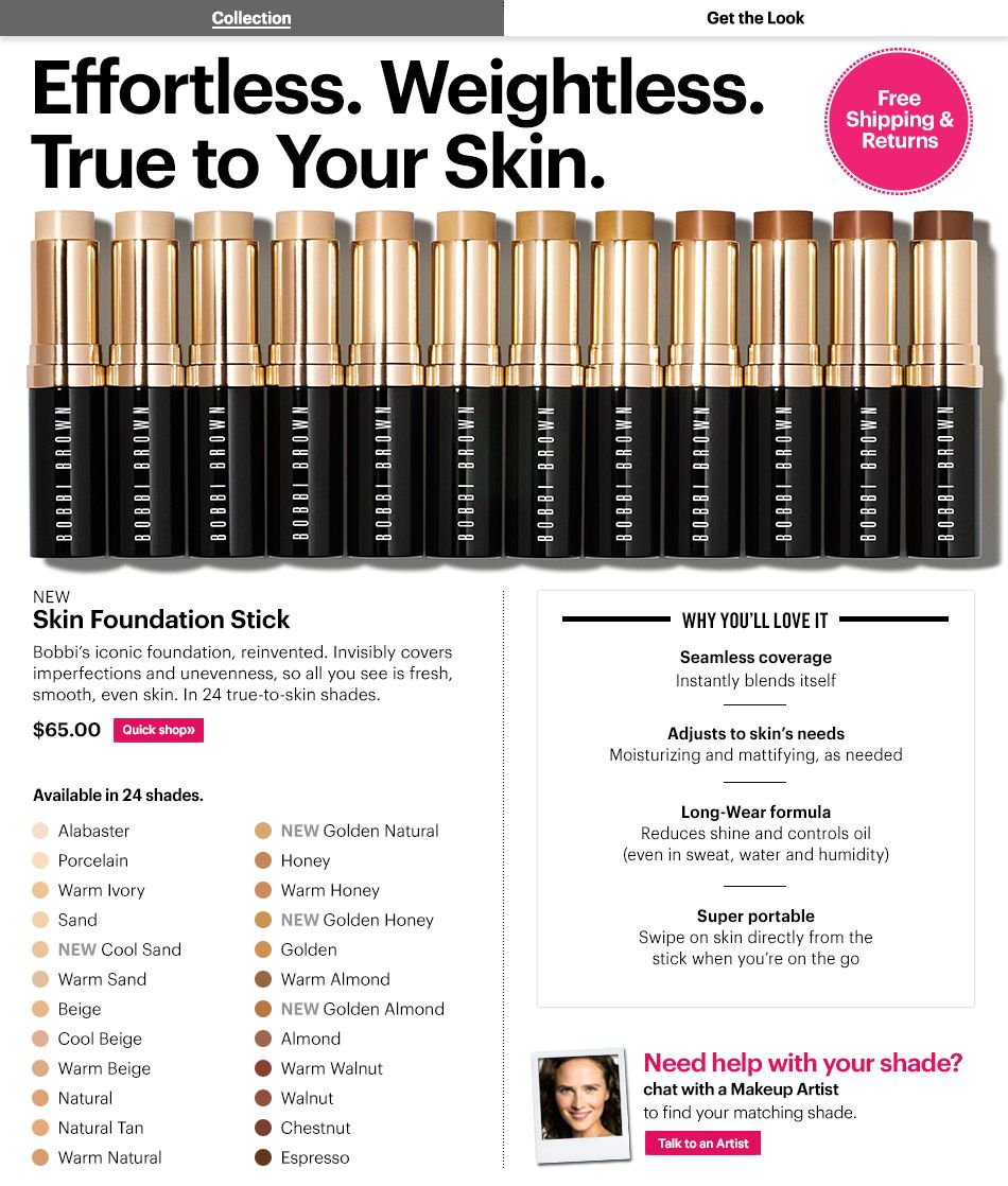 Bobbi Brown Skin Foundation Stick reviews, photos ...