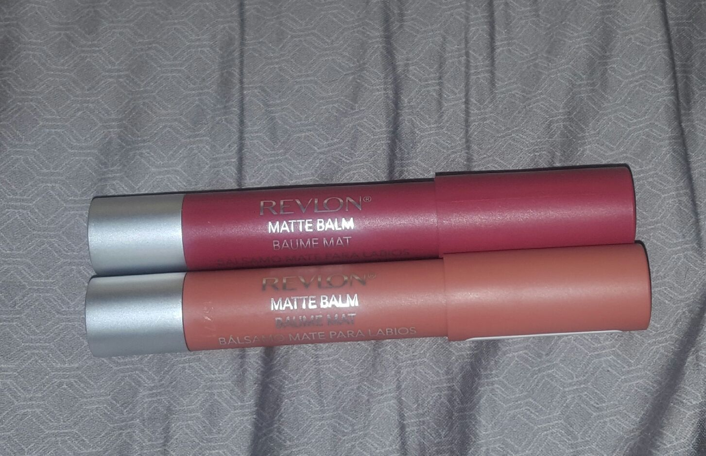 Revlon Colorburst Matte Balm All Shades Reviews Photos 220 Showy Full Size Image