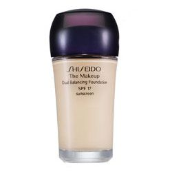 Shiseido  The Makeup Dual Balancing Foundation SPF 17