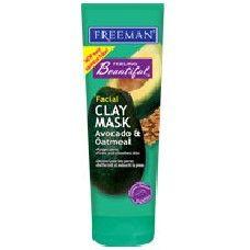 Freeman Beauty Feeling Beautiful Purifying Avocado and Oatmeal Facial Clay mask
