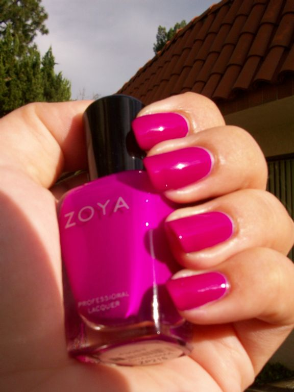 Zoya Charisma (3 coats,not accurate, more purple) (Uploaded by mariannaoust)