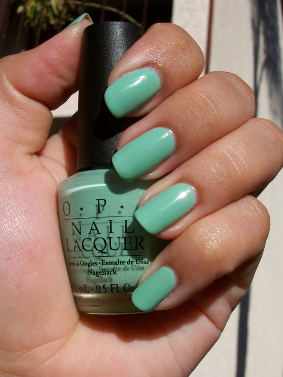 OPI Hey Get in Lime reviews, photos Sorted by Rating Lowest first ...