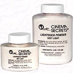 Cinema Secrets Lightouch Powder