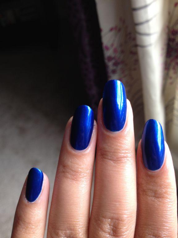 Essie Aruba Blue reviews, photos - Makeupalley