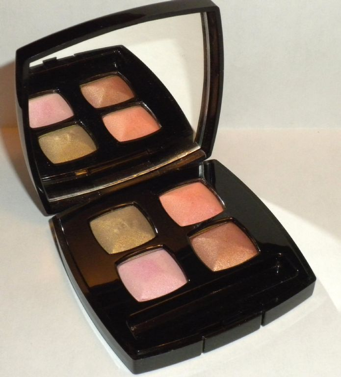 Chanel Lumieres Facettes Iridescent Effects Eyes 517 Oasis