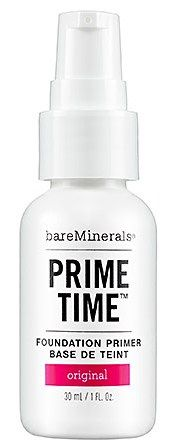 bareminerals prime time before and after. bare escentuals bareminerals prime time foundation primer bareminerals before and after
