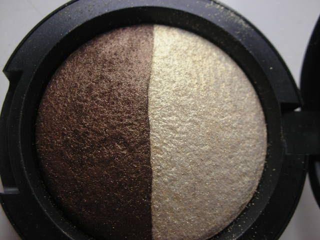 MAC Illusionary Burning Ambition mineral duo