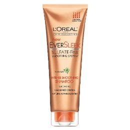 L'Oreal EverSleek Intense Smoothing Shampoo