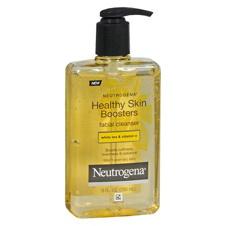 Neutrogena Healthy Skin Boosters Facial Cleanser reviews