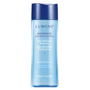 Lumene Waterproof Eye Makeup Remover for Eyes and Lips