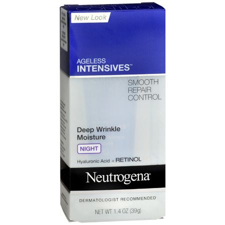 Neutrogena Ageless Intensives Deep Wrinkle Moisture
