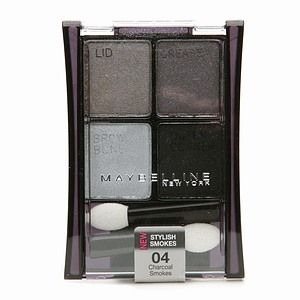 Maybelline Stylish Smokes in Charcoal Smokes