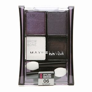 Maybelline Stylish Smokes quad in Amethyst Smokes