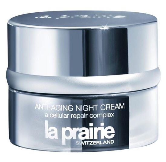 La Prairie Anti Aging Night Cream Reviews, Photos