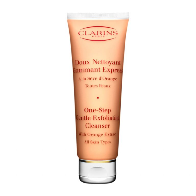 One-Step Gentle Exfoliating Cleanser with Orange Extract by Clarins #6