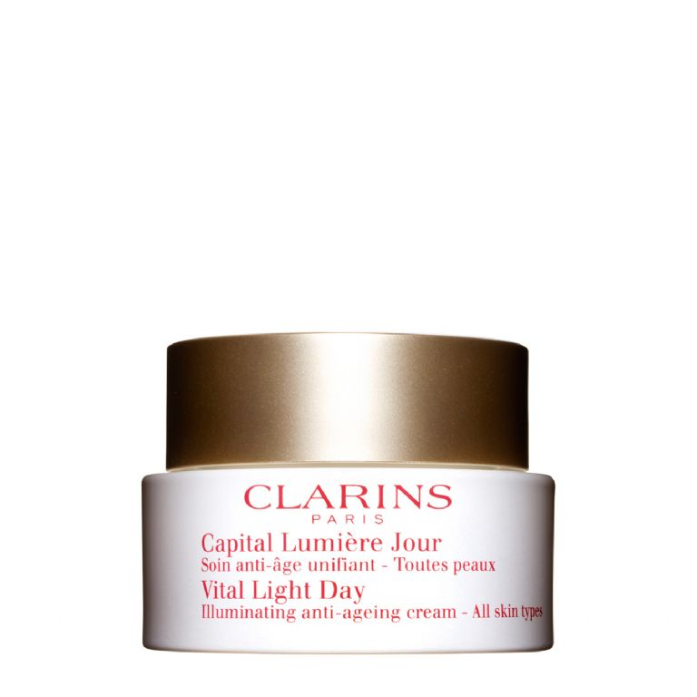 Clarins Capital Lumière Day Cream