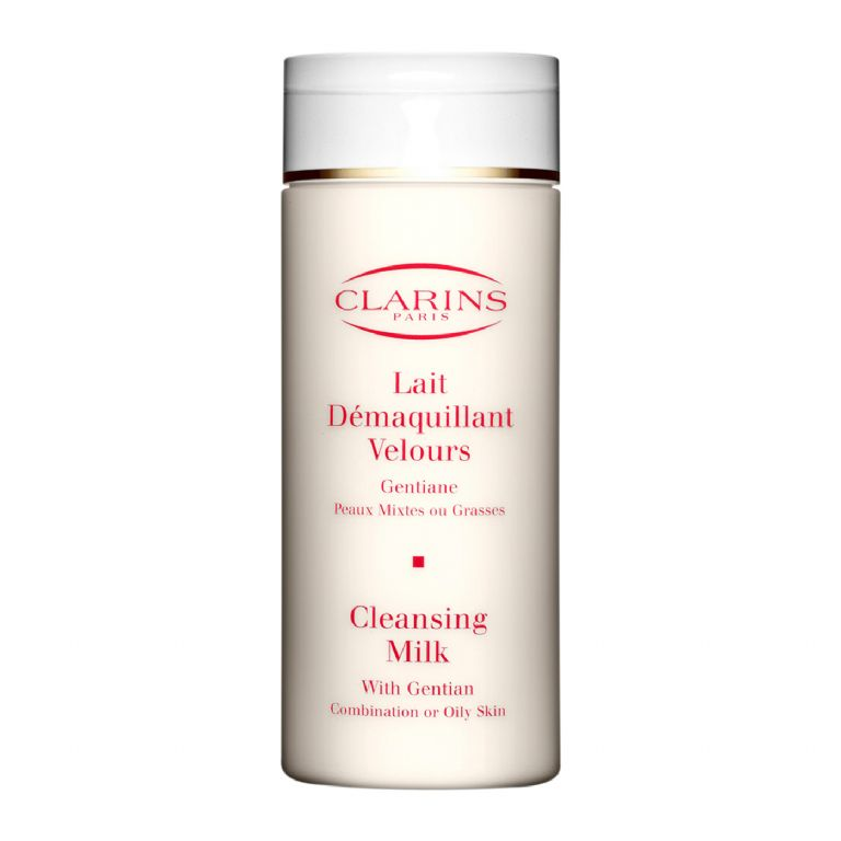 Clarins Cleansing Milk for oily to normal
