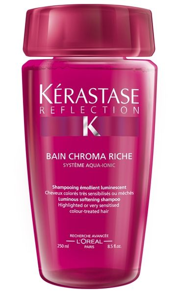 Kerastase bain chroma riche reviews photos ingredients for Kerastase reflection bain miroir 1