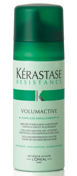 K 233 Rastase Volumactive Mousse Reviews Photos Ingredients