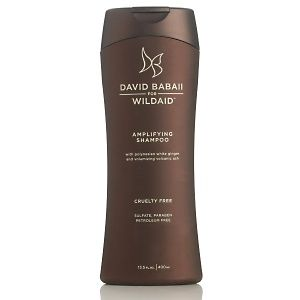 David Babaii for WildAid Amplifying shampoo