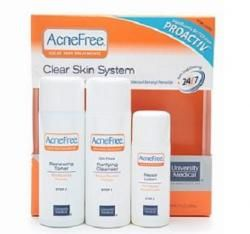 AcneFree 2.5% Benzoyl Peroxide Cleanser