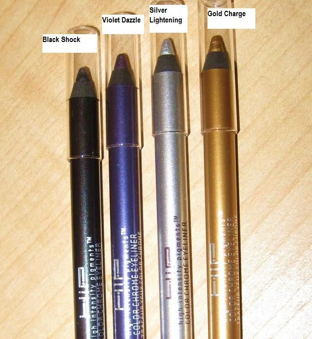 L'Oreal Hip Color Chrome Eyeliner reviews, photos - Makeupalley