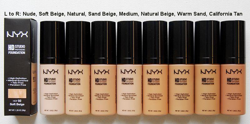 Nyx Professional Makeup Hd Studio