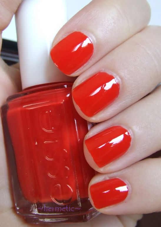 Essie Geranium Reviews Photos Makeupalley