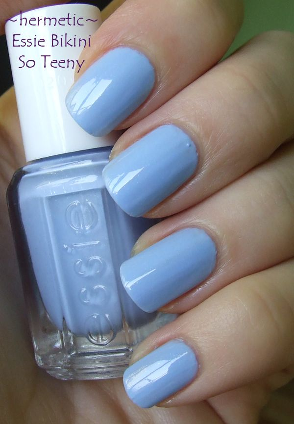 Essie Bikini So Teeny Reviews Photos Makeupalley