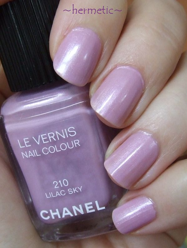 CHANEL Lilac Sky reviews, photos, ingredients - MakeupAlley