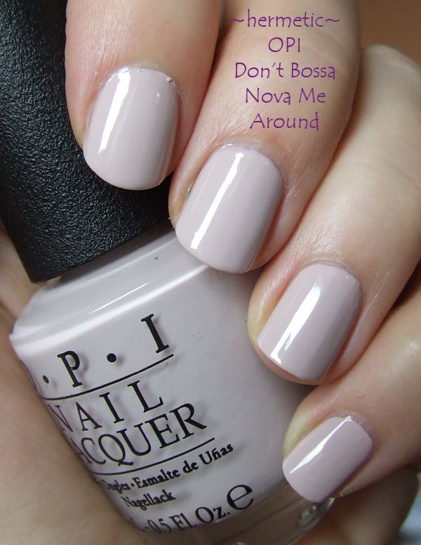 Opi Don T Bossa Nova Me Around Reviews Photo Makeupalley