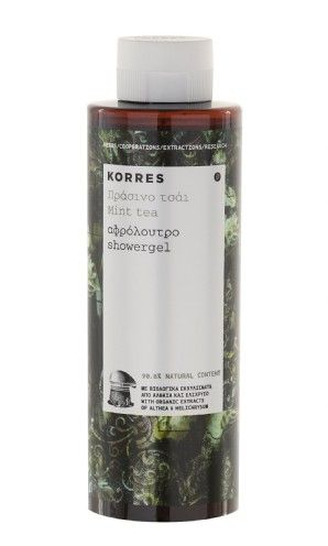Korres Mint Tea Shower Gel