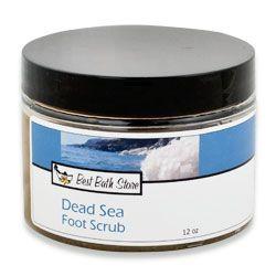 Best Bath Store - Dead Sea Foot Scrub