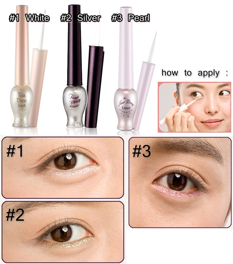 Etude House Tear Drop Liner reviews, photos - Makeupalley