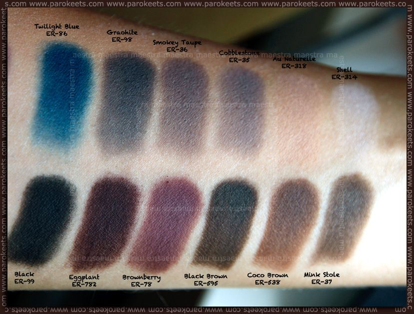 Pressed Eye Shadow by Ben Nye #8