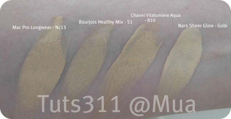 Bourjois Healthy Mix Foundation Reviews