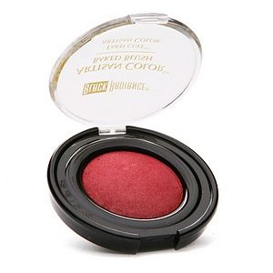 Black Radiance Artisan Color Baked Blush in Warm Berry