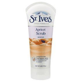 St. Ives Ultra Gentle Apricot Facial Scrub