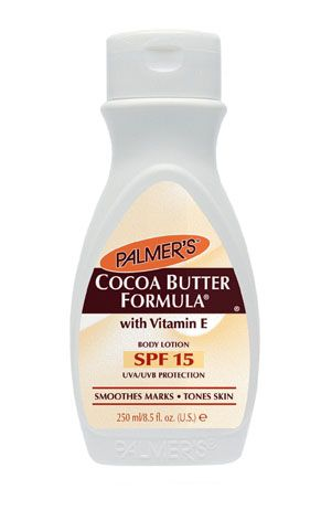 Palmer's Cocoa Butter Formula with Vitamin E Body Lotion SPF 15 UVA/UVB Protection