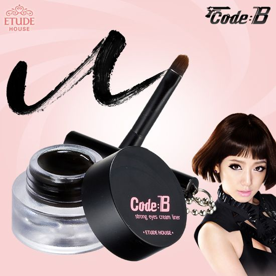 Etude House Code B Strong Eyes Cream Liner