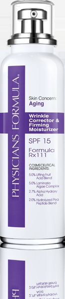 Physicians Formula Wrinkles Corrector and Firming Moisturizer