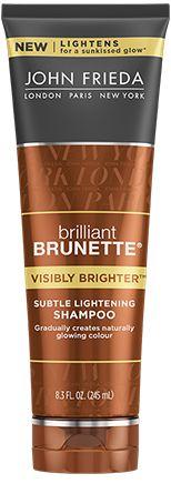 John Frieda Visibly Brighter Lightening Shampoo