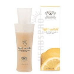 Nature's Gate Light Switch Lemon Brightening Serum for Day and Night