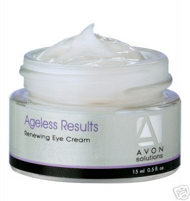 Avon Ageless Results Renewing Eye Cream Reviews Photos