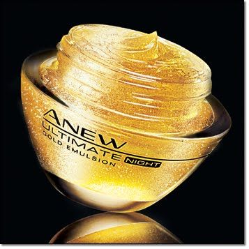 Avon Avon Anew Ultimate Gold Emulsion Night Treatment