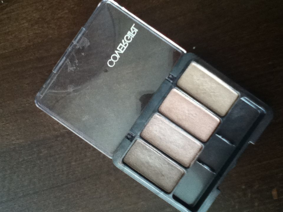 Cover Girl Eye Enhancers Quad (all shades)
